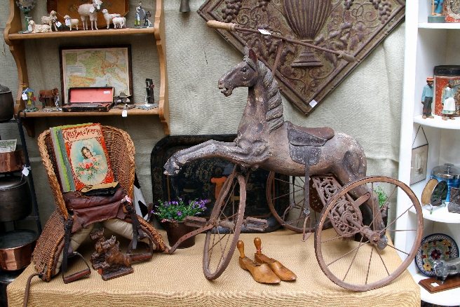 34th Annual Antique Show and Sale South County Historical Society